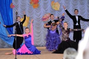 """ансамбль бального танца """"ИЛАРТ"""""""