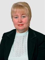 Ноздря Валентина Михайловна